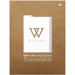 [개봉/DVD] 위너 (WINNER) - WINNER TV DVD : Episode Collection (4DVD Box)