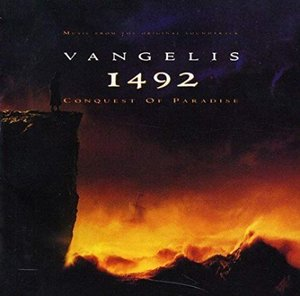Vangelis / 1492 - Conquest Of Paradise (1492 컬럼버스/미개봉CD)