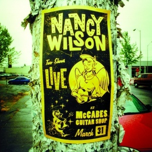 [중고] Nancy Wilson / Live At Mccabes Guitar Shop (수입CD)