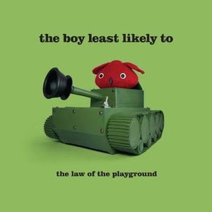Boy Least Likely To / The Law Of The Playground (미개봉CD)