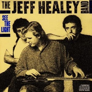 [중고] Jeff Healey Band / See The Light (일본반CD)
