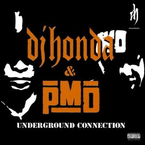 DJ Honda, Pmd / Underground Connection (미개봉CD)