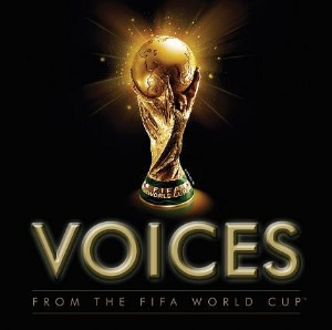 [중고/CD] V.A. / Voices From The FIFA World Cup (아웃케이스)