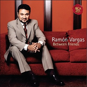 [중고/CD] Ramon Vargas / Between Friends (Ramón Vargas 수입)