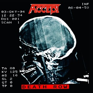 [중고/CD] Accept / Death Row  (수입)