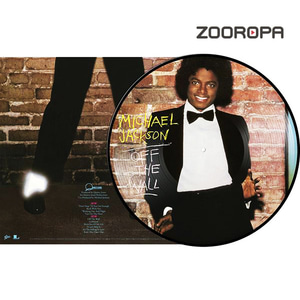 [LP] Michael Jackson / Off The Wall (Ltd. Ed)(Picture Disc/수입/미개봉)
