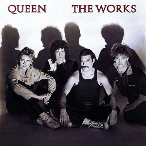 [중고CD] Queen / The Works (Radio Ga Ga수입)