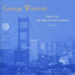 [중고CD] George Winston / Linus & Lucy, The Music Of Vince Guaraldi