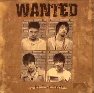 [중고CD] Wanted(원티드) / Like The First (A급)