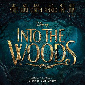 O.S.T. / Into The Woods - 숲속으로 (미개봉CD)