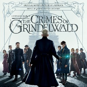 O.S.T. / James Newton Howard - Fantastic Beasts: The Crimes Of Grindelwald (신비한 동물사전 2/미개봉CD)