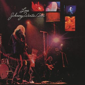 [중고CD] Johnny Winter / Live (일본반)