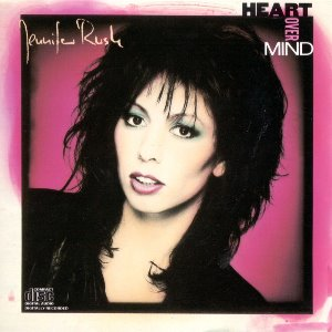 [중고CD] Jennifer Rush / Heart Over Mind (수입)