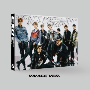 [주로파] 엑소 (EXO) / 5집 Don't Mess Up My Tempo (Vivace/비바체)