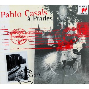 [중고CD] Pablo Casals / A Prades (Digipack/수입/sk62780)