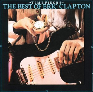 [중고CD] Eric Clapton / Time Pieces - The Best Of Eric Clapton (A급)