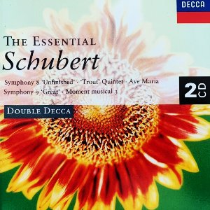 [중고CD] V.A. / The Essential Schubert (2CD/dd3366)
