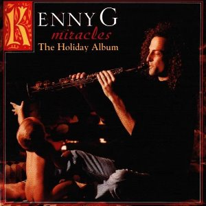 [중고CD] Kenny G / Miracles, The Holiday Album (A급)