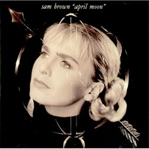 [중고CD] Sam Brown / April Moon (수입)