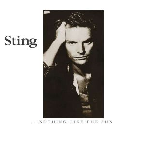 [중고CD] Sting / Nothing Like The Sun
