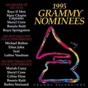 [중고CD] V.A. / 1995 Grammy Nominees