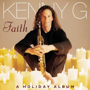[중고CD] Kenny G / Faith: A Holiday Album (아웃케이스 없음)