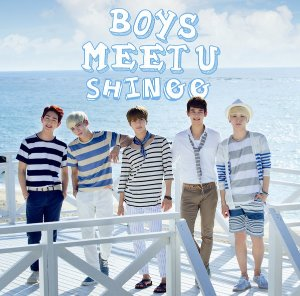 [중고CD] 샤이니 (SHINee) / Boys Meet U (Single/CD+DVD+포토북클릿)