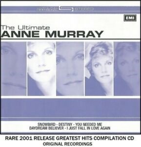 [중고CD] Anne Murray / Ultimate Collection (수입)