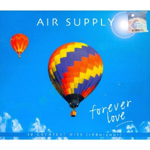 [중고CD] Air Supply / Forever Love 36 Greatest Hits 1980-2001 (2CD)