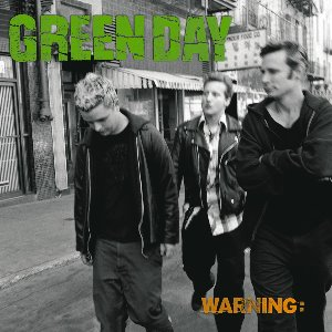 [중고CD] Green Day / Warning