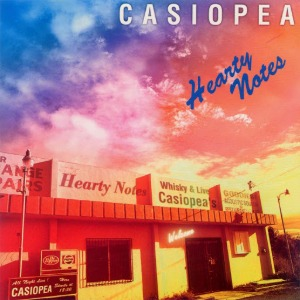 [중고CD] Casiopea / Hearty Notes (일본반)