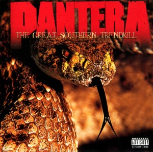 [중고CD] Pantera / The Great Southern Trendkill