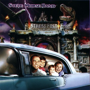 [중고CD] Steve Morse Band / Stressfest (수입)