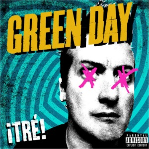 [중고CD] Green Day / iTRE!