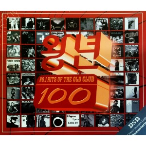 [중고CD] V.A. / 왕년 : No.1 Hits Of The Old Club 100 (4CD)