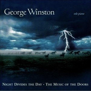 [중고CD] George Winston / Night Divides The Day, The Music Of The Doors