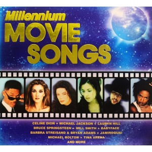 [중고CD] V.A. / Millennium Movie Songs (+VCD/아웃케이스)