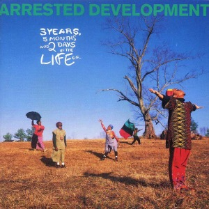 [중고CD] Arrested Development / 3 Years, 5 Months & 2 Days In The Life Of... (수입)