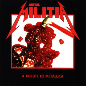 [중고CD] V.A. / Metal Militia ; Tribute To Metallica (수입)