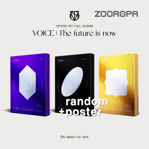 [포스터증정] 빅톤 Victon 1집 VOICE The future is now