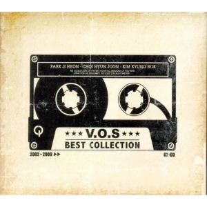 V.O.S(Voice Of Soul-브이오에스) / Best Collection (2CD/미개봉)
