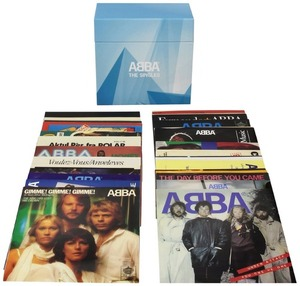 [중고] [LP] ABBA / Singles [40 X 7inch Single LP Box Set/수입]